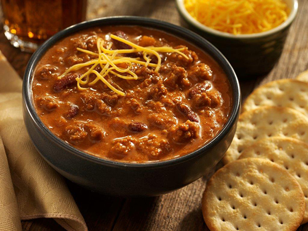 Chili - Food Contract Manufacturing
