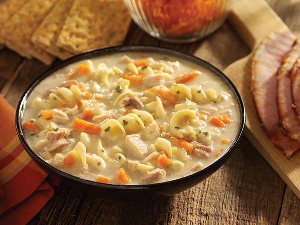 Chicken Noodle Soup - Private Label Manufacturing