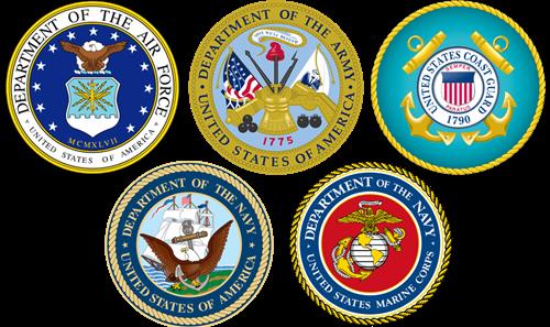 US Military Seals